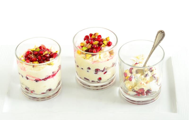 granaatouna labneh dessert