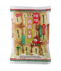 riisikreekerid merevetikaga