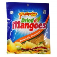 kuivatatud mango