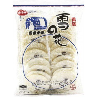 lumised ehk magusad riisikreekerid