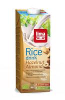 riisijook mandli ja sarapuuga