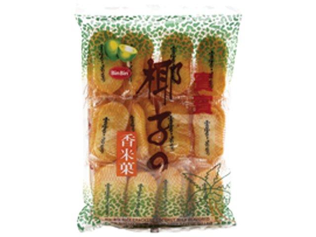 riisikreekerid kookosega