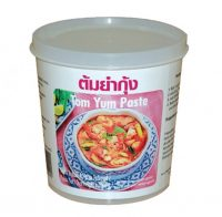 tom yum supi pasta