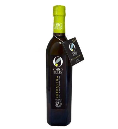 kvaliteetne oliiviõli oro bailen