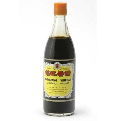 chinkiang musta riisi äädikas_