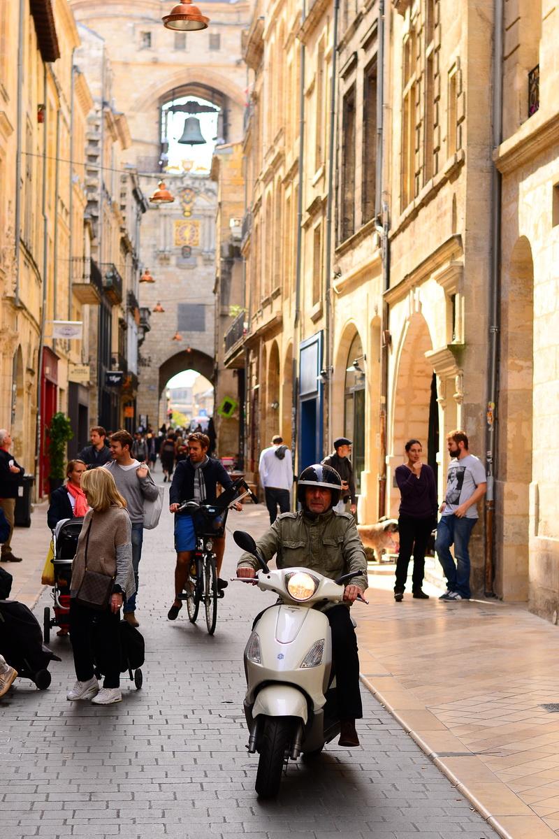 Bordeaux vanalinn