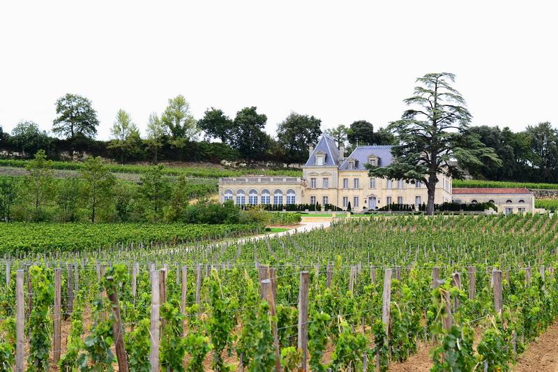 Bordeaux - veinimõisad igal sammul