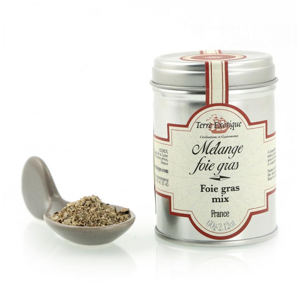 foie gras vürtsisegu