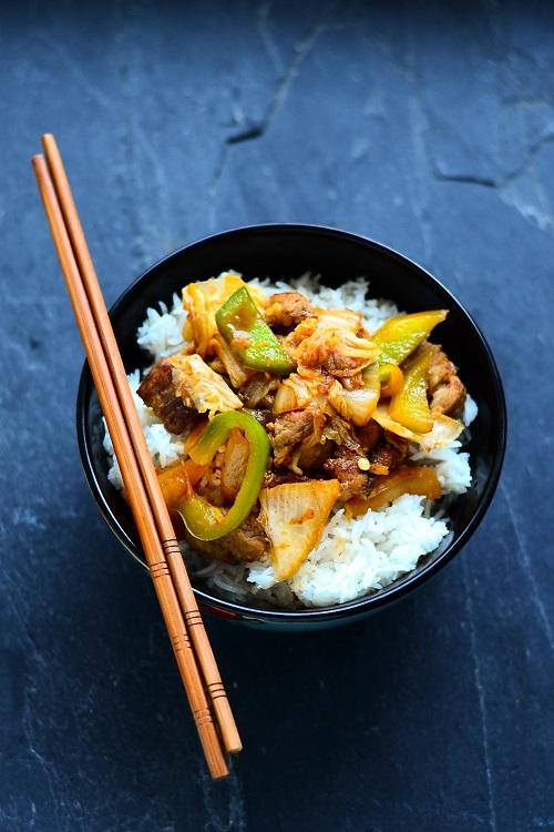 kimchi sealiha