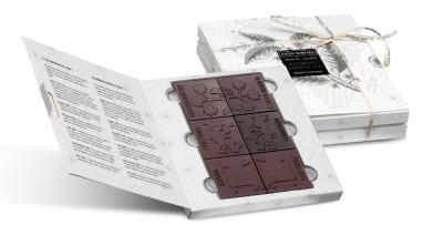 Šokolaadide komplekt Šokolaadi ajalugu