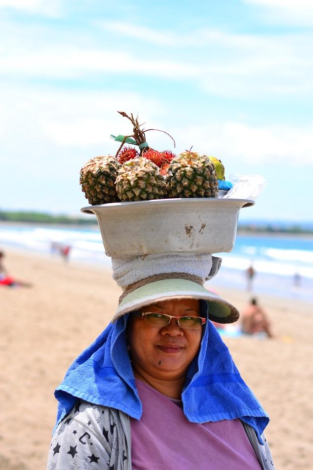 rannas puuviljamyyja