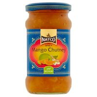 mango tsatni vurtsine spicy mango chutney