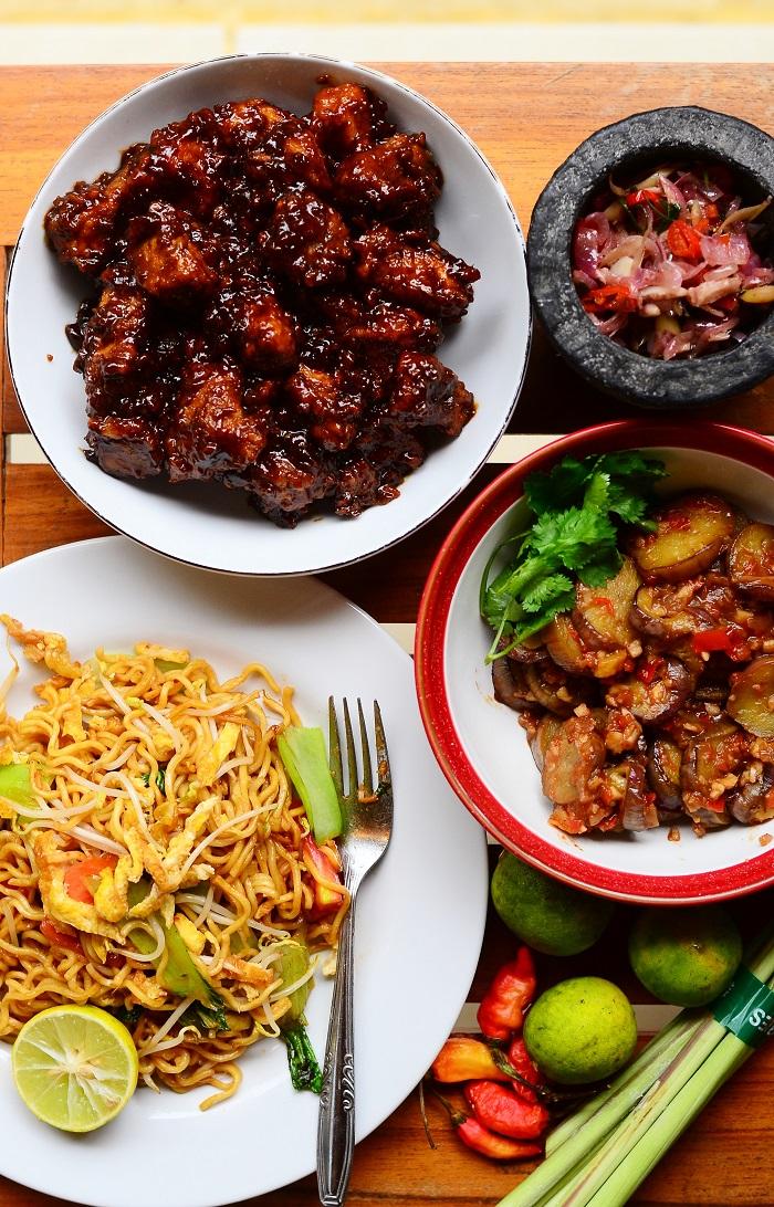 indoneesia köök