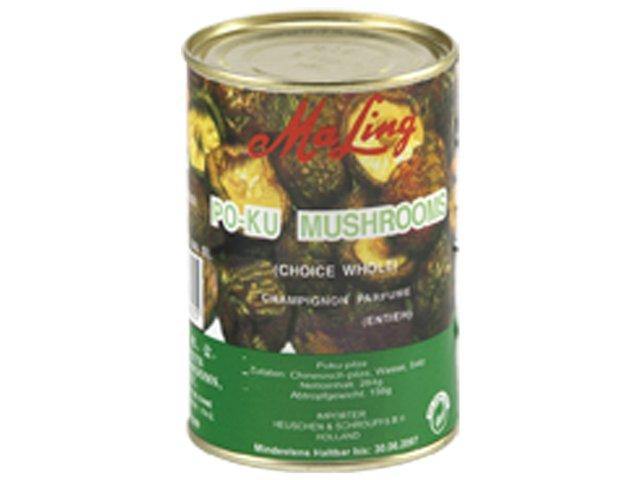 shiitake seened soolvees