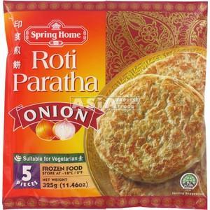 Roti prata India lameleib sibulaga