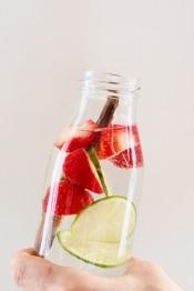 maasika vesi
