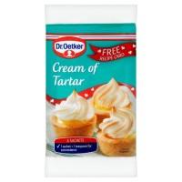 Cream of tartar ehk viinakivi
