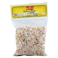 Värvilised tapioki pärlid