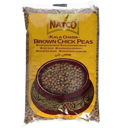 kikerherned pruunid 2kg