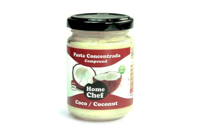 kookospähkli avamine