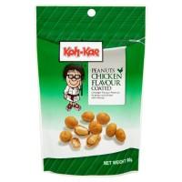 kanamaitselised pähklid