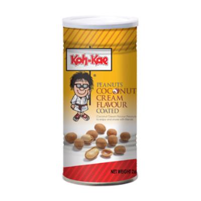 pähklid kookoskreemiga