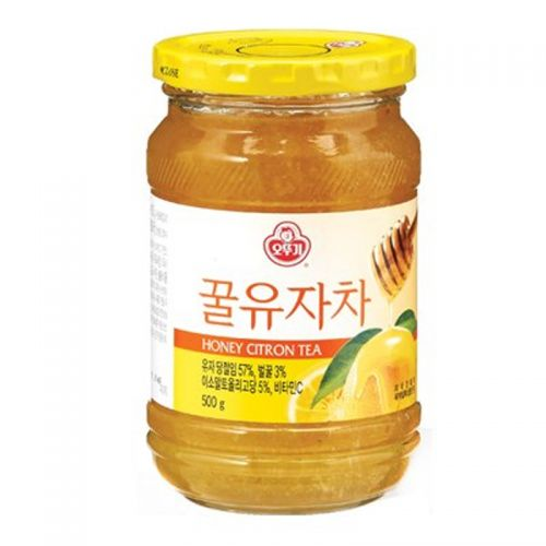 Korea sidrunitee meega