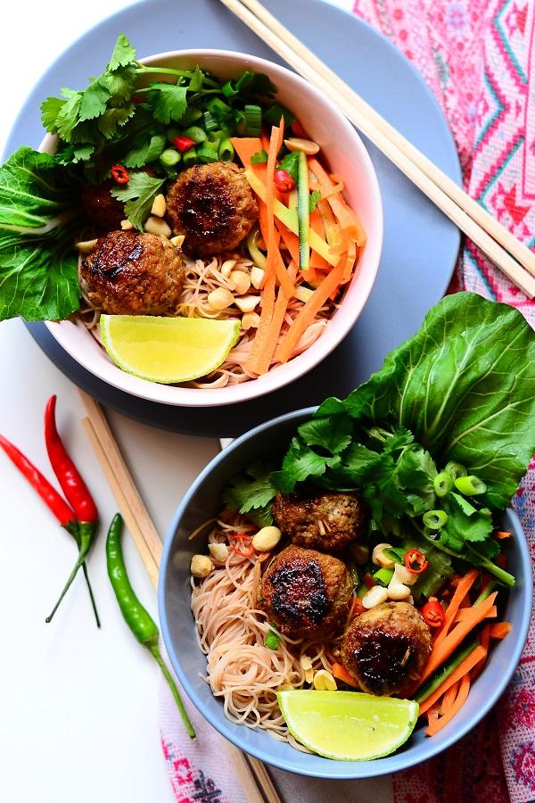 vietnami lihapall