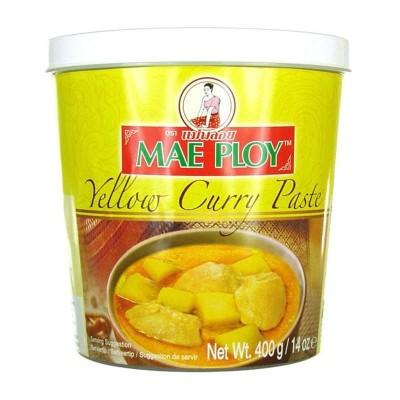 kollane curry maeploy