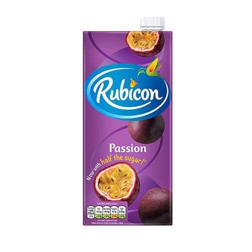 passionivilja mahlajook rubicon