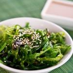 wakame salat_