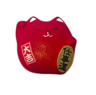 punane hea õnne kass
