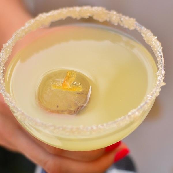yuzu kokteil
