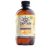 Captain Kombucha ingver ja sidrun