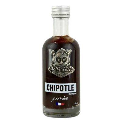 Chipotle püree