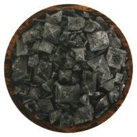 mustad meresoolahelbed