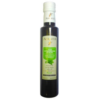 oliiviõli-basiilikuga