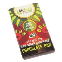 tooršokolaad rohelise kohvi ja guaraanaga bio