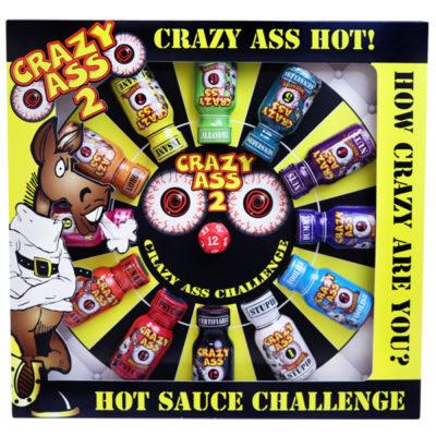 tšilliväljakutse crazy ass2