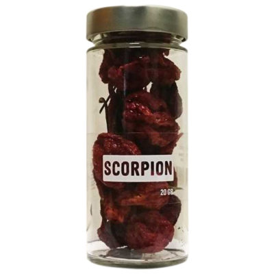 trinidad scorpion tšilli