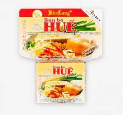 Vietnami selge leemega supi Bun puljongikuubikud 75g