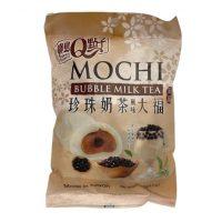 Mochi pallid bubble tea