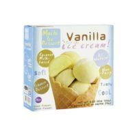mochi jäätisepallid vanilliga