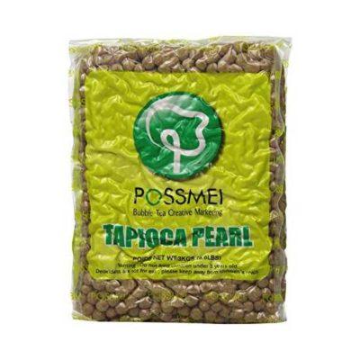 tapioki pärlid mustad