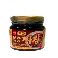 korea musta oa pasta