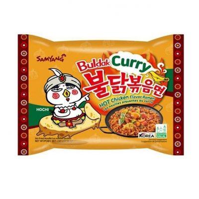Korea ramen kiirnuudlid terav kana karri