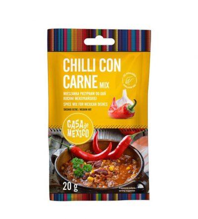 chili con carne maitseainesegu