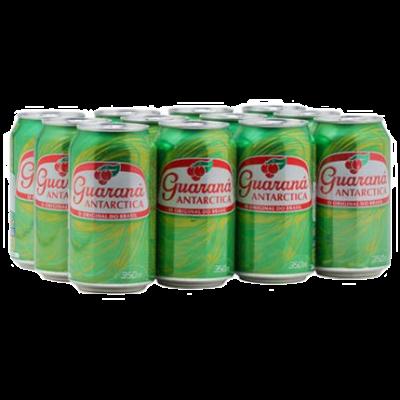 Guaraana limonaad multipakk 10 + 2