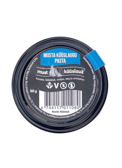 musta kuuslaugu pasta