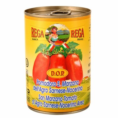 Purustatud San Marzano tomatid